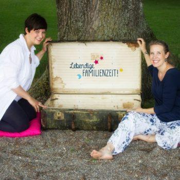 Anette & Isabel – Lebendige Familienzeit – Foto (c) S. Schmid