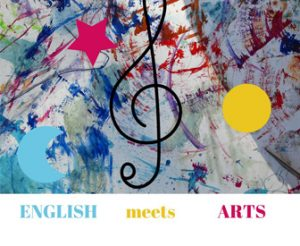 English meets Arts - Lebendige Familienzeit